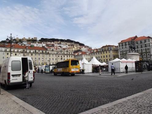 Food fair at the Square