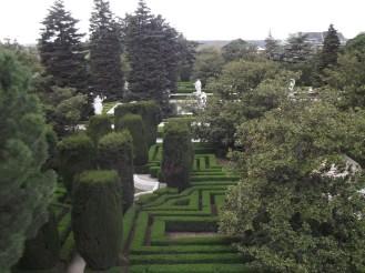 Sabatini garden