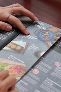Copy print shop Voorbeeld brochures
