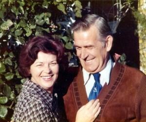 Matrimonio Margaret y Ken Hutchinson