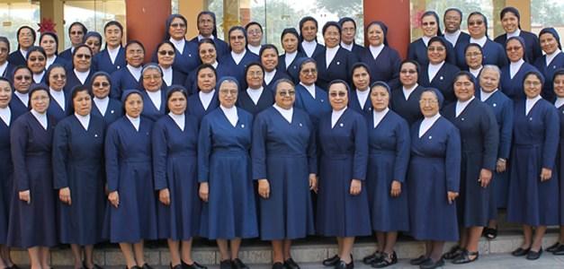 En el día de la Renovación de las Hijas de la Caridad
