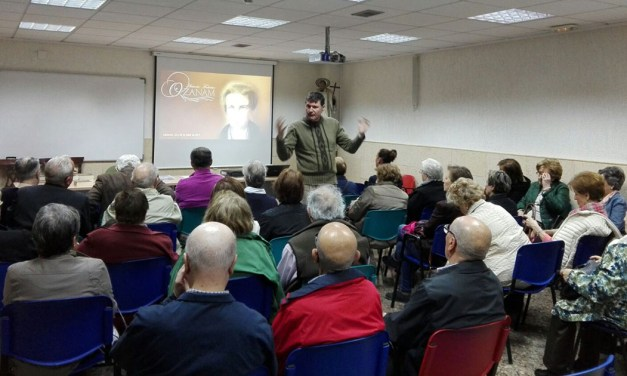 Charlas sobre Federico Ozanam: encuentro de la Familia Vicenciana de Albacete
