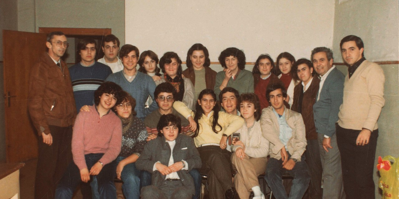 Evocaciones al atardecer XXI: Parroquia de San Ignacio (Rémar, Baracaldo), Juventud parroquial Róntegui (segunda parte)