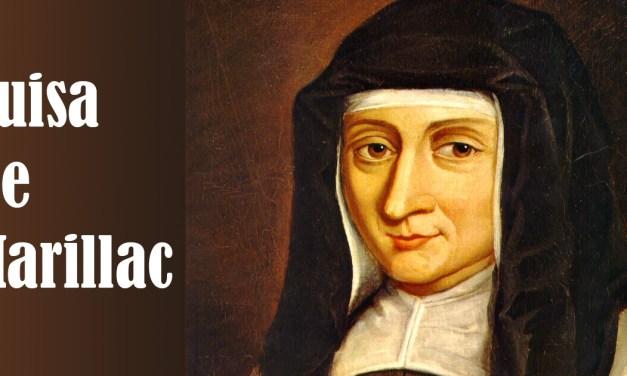 Luisa de Marillac, una santa de plena actualidad