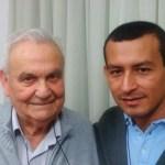 El P. Wilmer Alfredo Ramírez, primer paúl hondureño de la Provincia de Zaragoza