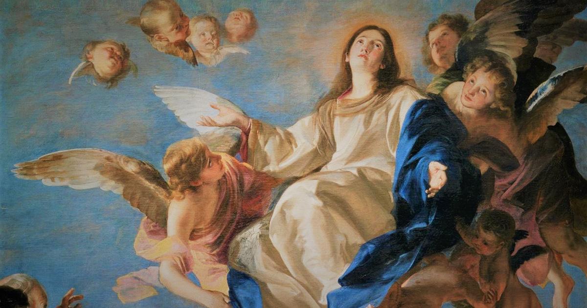La Asunción de María