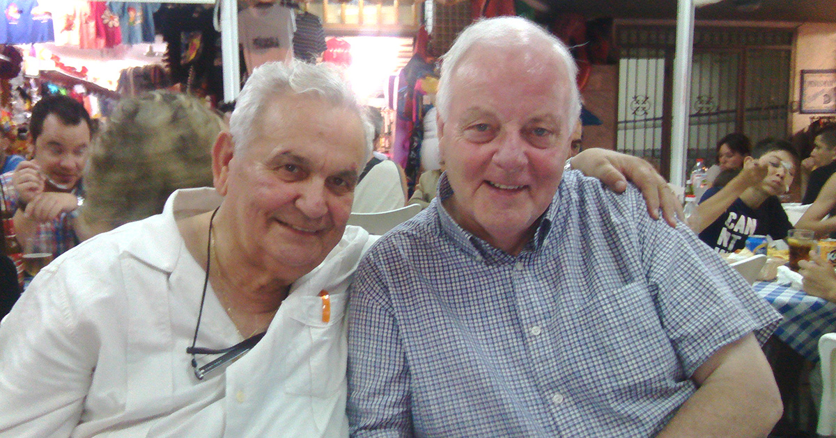 Mis recuerdos en Feyda – Testimonio de Richard Fields (segunda parte)