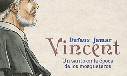 Vicente de Paúl en el mundo del cómic