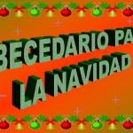 Abecedario de la Navidad