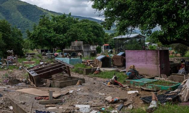 """Damnificados de los huracanes """"Eta"""" y """"Iota"""" en Honduras"""