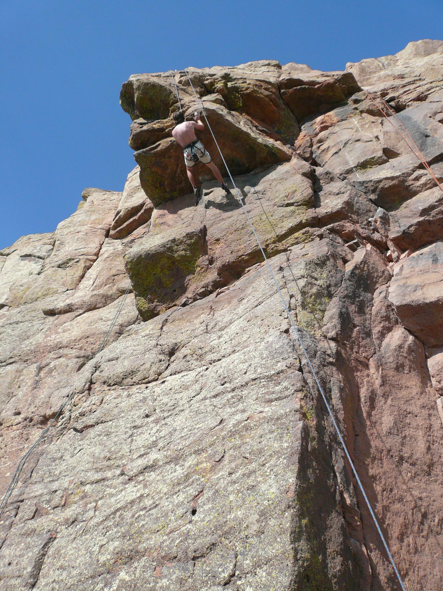 Horsetooth Rock Climbing Co