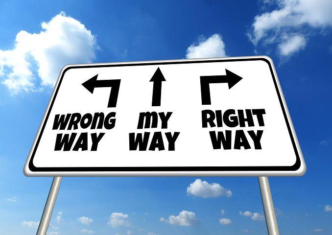 不動産のSEO-正しい方向