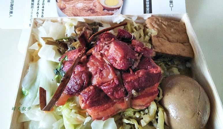 西區便當|車頭便當懷舊便當專賣~好威的東坡肉便當超好吃 精誠路古早味