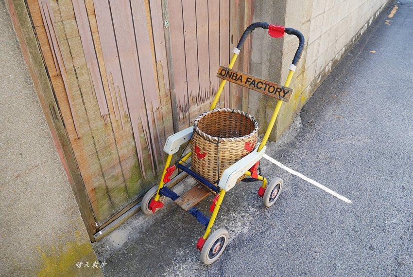 瀨戶內海親子遊|男木島~生活中的藝術:手推車 ONBA FACTORY