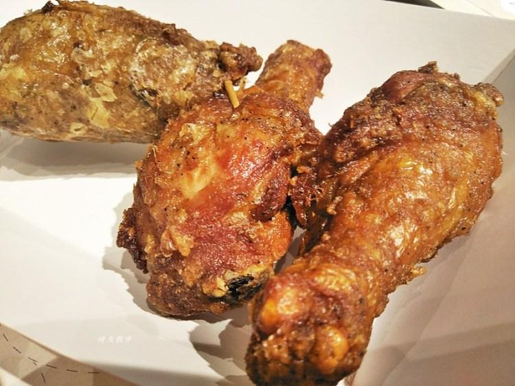 頂呱呱炸雞店 台灣第一家連鎖炸雞品牌 讓人懷念的呱呱包、雞脖子 頂呱呱台中麗寶店