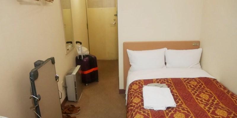 高松住宿|高松皇宮商務飯店~近高松站平價商務旅館 Business Hotel Palace Takamatsu