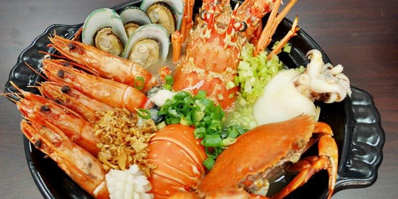 粥狂特色海鮮粥品(原名:粥霸)~地表最強海鮮粥 龍蝦、紅蟳、草蝦超霸氣 午晚餐、宵夜吃得到 近豐原車站、廟東夜市