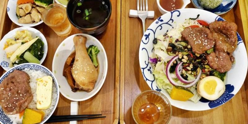 西區便當︱WUHO 武褐家傳手打排骨~文青質感排骨飯 外帶便當、內用簡餐 菜色豐富