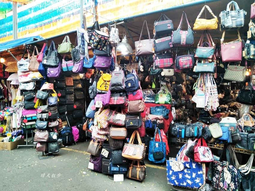 第三市場 永康皮件~第三市場尋寶趣 熱情店家賣平價背包、提包、錢包 選擇多多