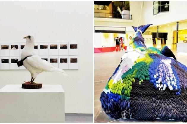 國美館展覽 禽獸不如─2020台灣美術雙年展 免費參觀 展至2021/2/28