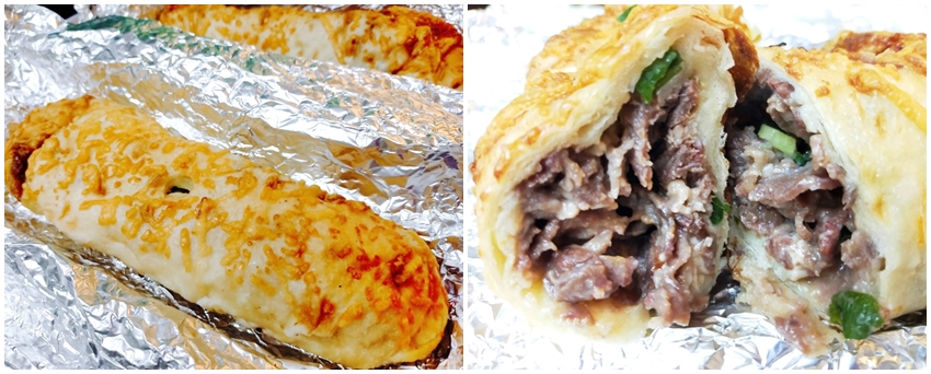 好市多必買 起司牛肉捲~免會員外部熟食區必買美食 賣場內售紅龍冷凍牛肉捲