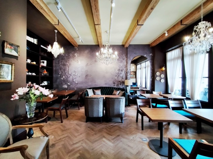 20210131224758 65 - 西區早午餐|薔薇蘿拉咖啡館~重新開幕的低調奢華咖啡館  崇倫公園對面老字號早午餐