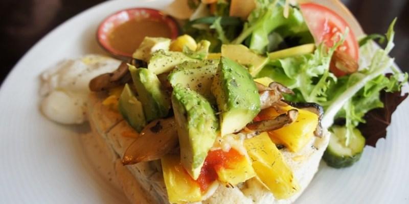 西區早午餐 畢洛雅咖啡館~餐點選擇豐富 走清爽健康風的早午餐 近台中教育大學、國美館