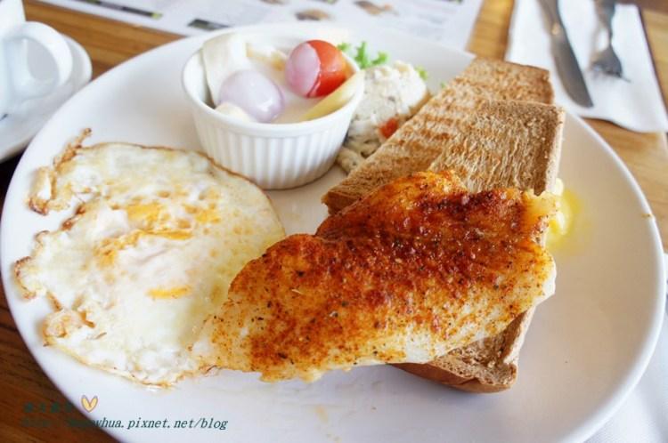 西區早午餐|摩卡珍思Mocha Jane's~尼克咖啡系列 國美館正對面 七點起全天候營業 西區早午餐