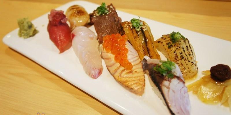 [台中美食]本壽司~講究食材、味道與專注的高CP值日本料理 道道皆主菜的雙人套餐 情人節無菜單料理的驚喜