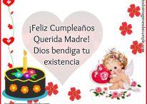 Felicitaciones cristianas para el cumpleaños de mamá