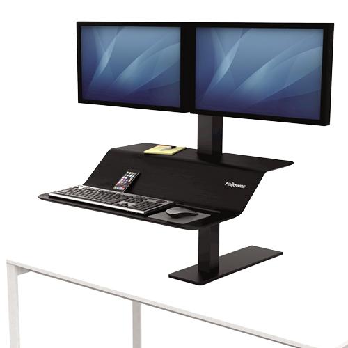 Lotus™ VE Sit-Stand İkili İş İstasyonu