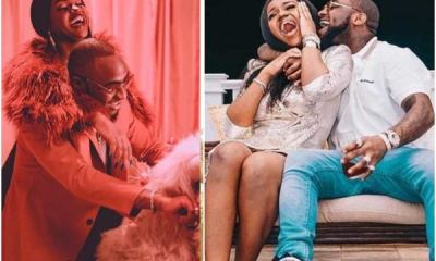 Davido speaks of turning city upside down to celebrate chioma's 25th birthday
