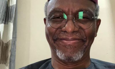 Covid-19: El-rufai shares new photos from isolation, speaks on being in ICU