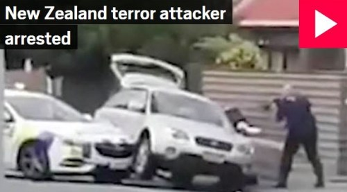 Mosque Shooting Live Stream Pinterest: How We Know New Zealand Mosque Shooting Video Is A CGI