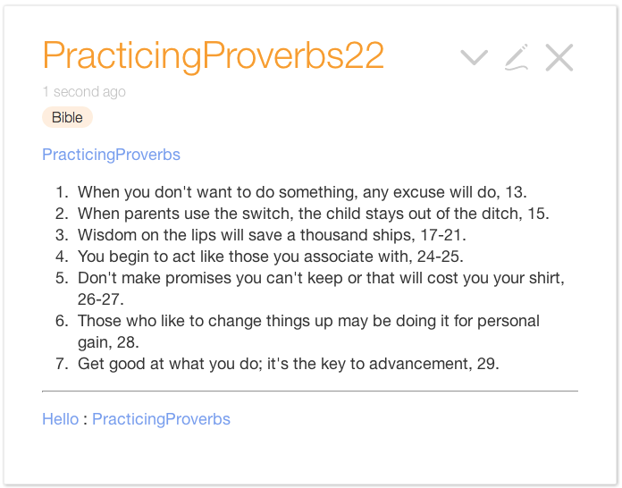 practicingproverbs22