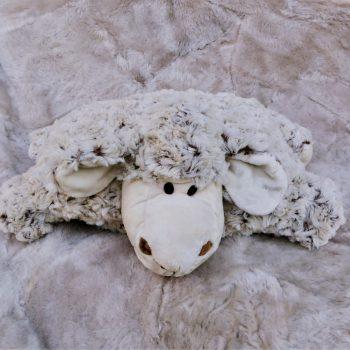 Schaf Kissen 2in1