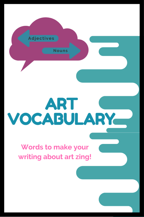 Art & Design vocabulary