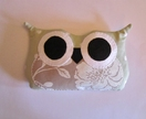 Olive the Owl - Green