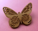 LIMITED EDITION Butterfly brooch
