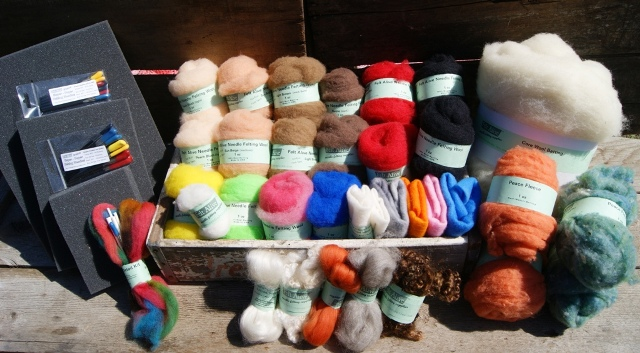 How do I choose the right wool and supplies for needle felting?