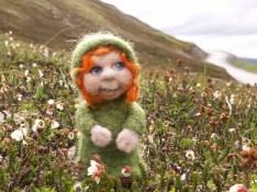 Felt Alive Woodland Gnome
