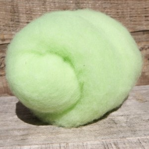 Honeydew Needle Felting Wool