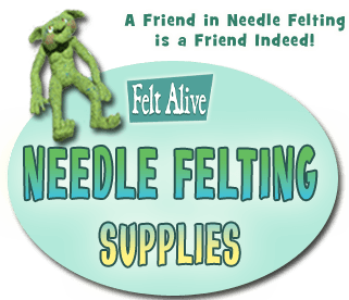 shop for needle felting supplies