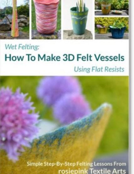 3D Felt Vessels