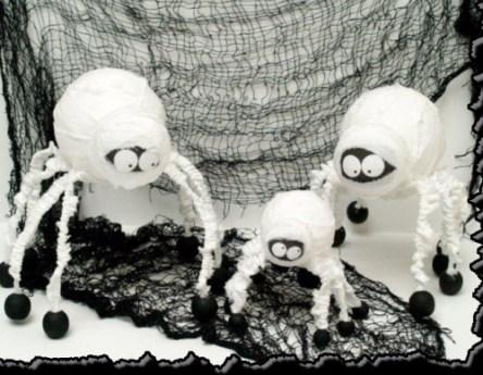 Spider Mummy Family