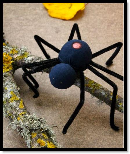 Poppy's spider