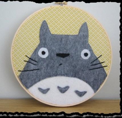Totoro Hoop!