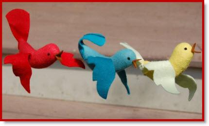 Little Bird in Flight2