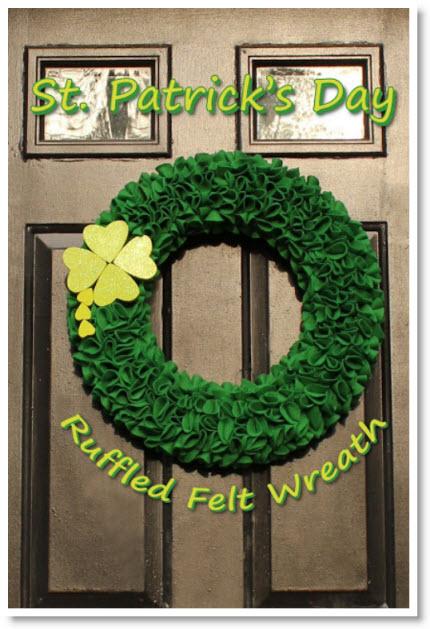 St. Pat Wreath