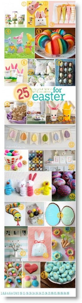 25 Easter Projects